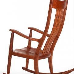 Sam Maloof Rocking Chair Plans Hal Taylor Bouncy Chairs For Babies Directory Of Handmade Makers Gary Weeks And Company