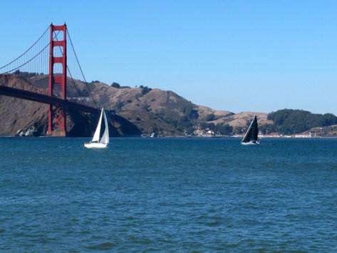 Golden Gate Bridge September 2010 2