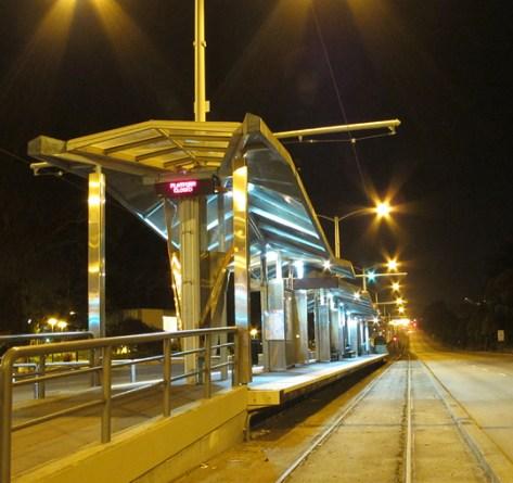 Sf streetcar station