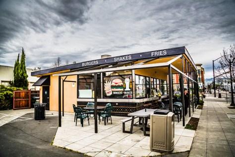 Petaluma burger joint