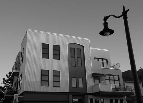 First Street housing