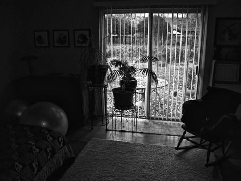 Guestroom in December