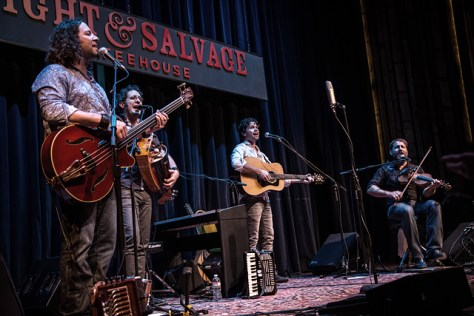 Le Vent du Nord at the Freight & Salvage