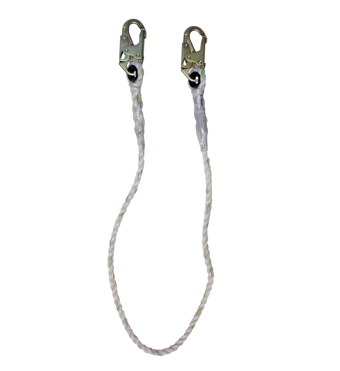 6 Polydac Rope Positioning Lanyard Garza Roofing