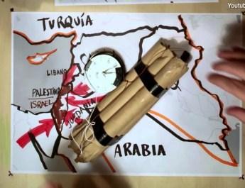 """""""La crisi della Siria spiegata in 10 minuti e 15 mappe"""""""