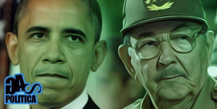 Obama Raul Castro