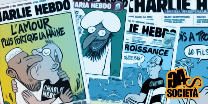Charlie Hebdo Sca