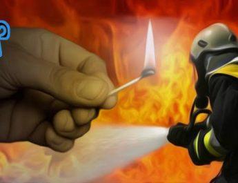 Pompiere incendio
