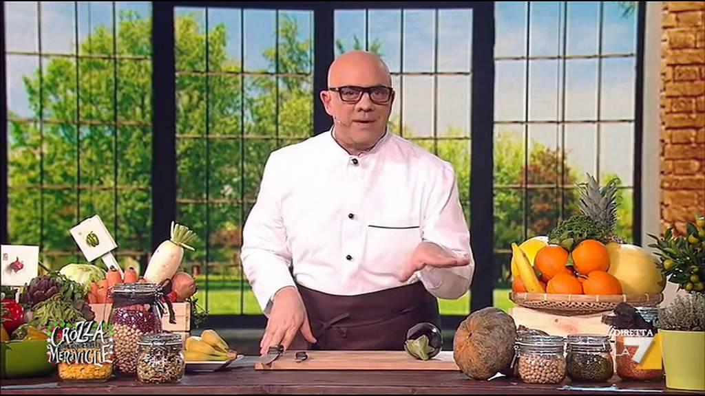 GasTube – Maurizio Crozza chef vegano