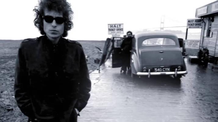 "Buon compleanno a Bob Dylan con ""Knockin' on Heaven's Door""!"