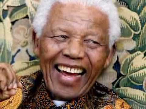 Gas-Tube: Mandela Day