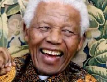 Gas-Tube: Mandela Day