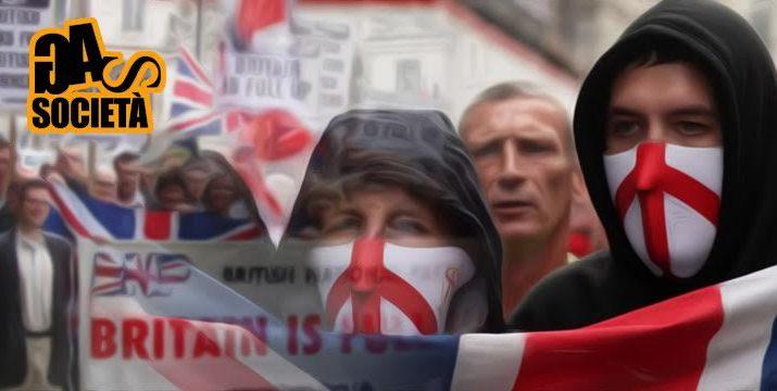 Brexit razzismo
