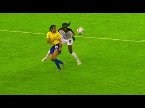Gas-Tube: Calcio donne: Marta Viera da Silva