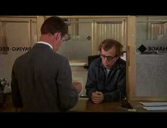 Gas-Tube: La rapina silenziosa di Woody Allen