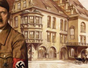 Hitler Hofbrauhaus