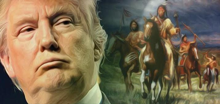 Trump indiani