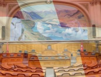 Aula del consiglio nazionale
