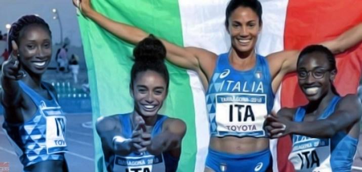 atlete italiane