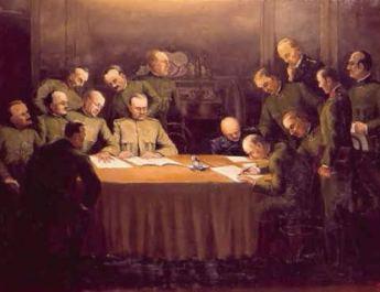 Armistizio-di-Villa-Giusti-3-novembre-1918