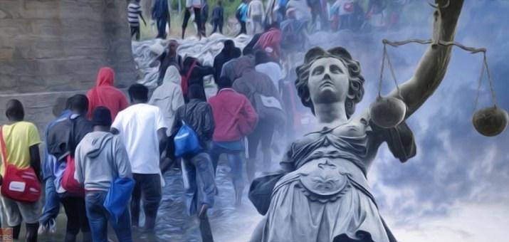 migranti giustizia
