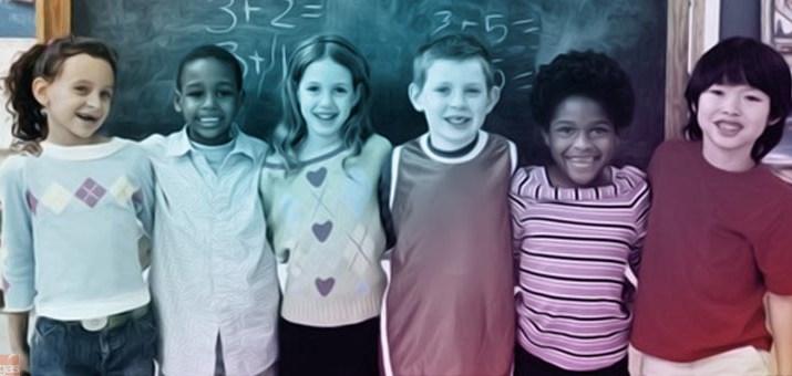 scuola multietnica