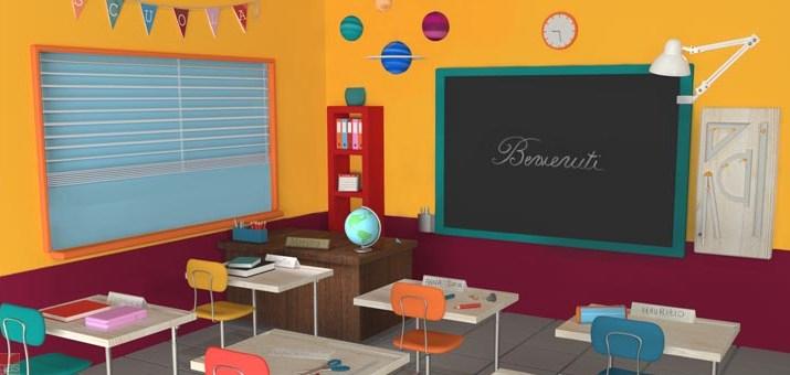 benvenuti a scuola