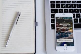 Lucas-Lagoons-mobile-responsive-web-design
