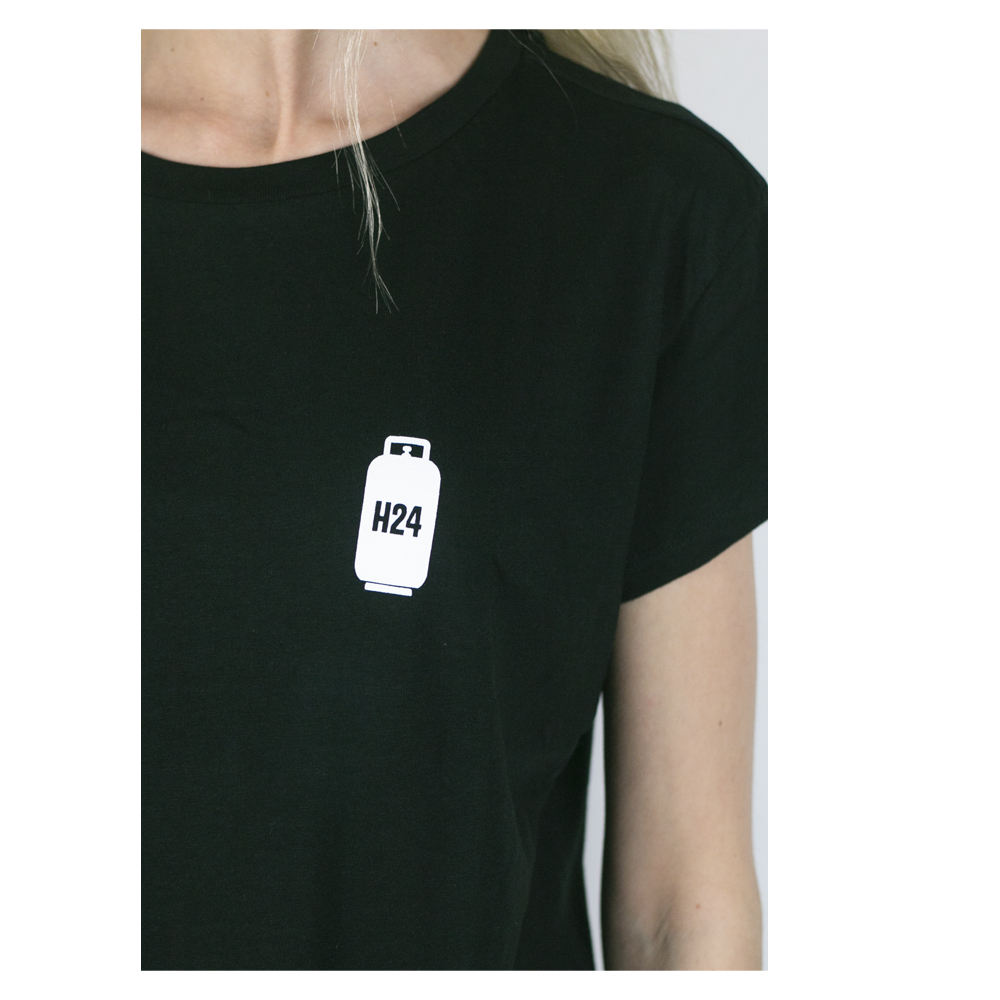 dbcbd26f74 Black t-shirt women