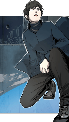 Arte do Manhwa Tower of God