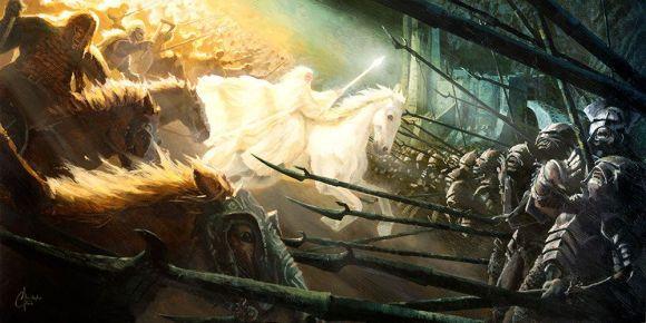 Expectativas da Temporada Inverno 2021 - Gandalf chegando em Helm's Deep