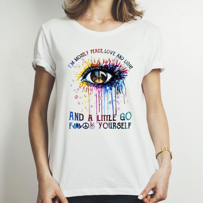 Download Hippie Eye I'm Mostly Peace Love And Light And A Little Go ...