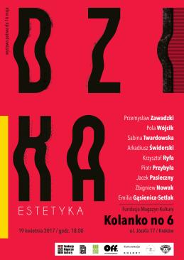 plakat_dzika_estetyka