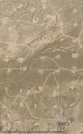 Щільність розташування свердловин у штаті Вайомінг