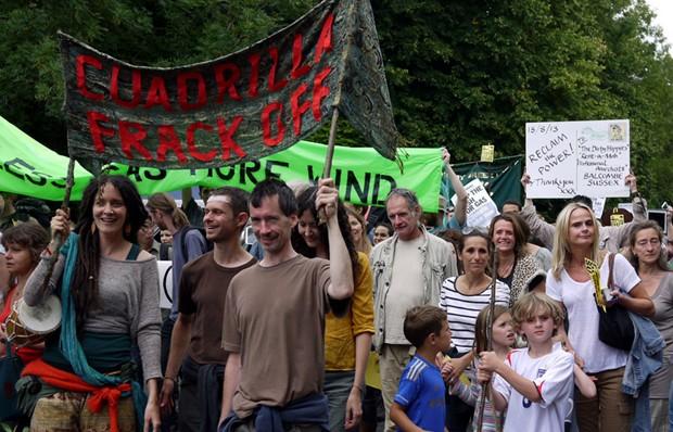 balcomb-protest