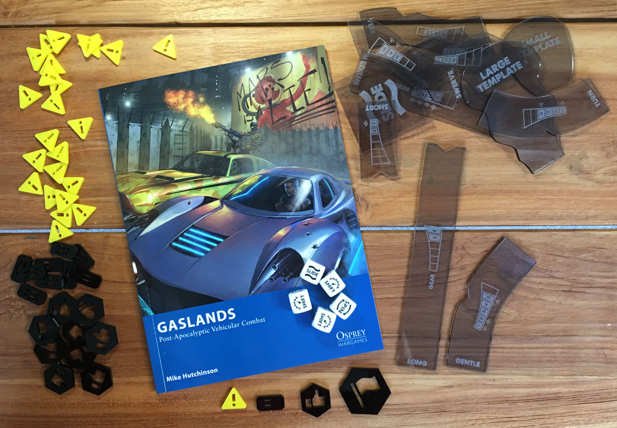 Types Of Oil For Cars >> The Game – Gaslands