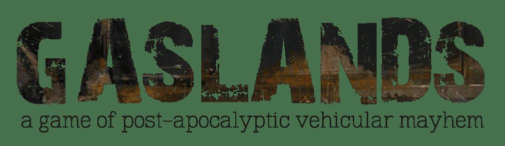 Image result for Gaslands logo