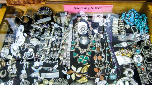 vintage & silver jewelry