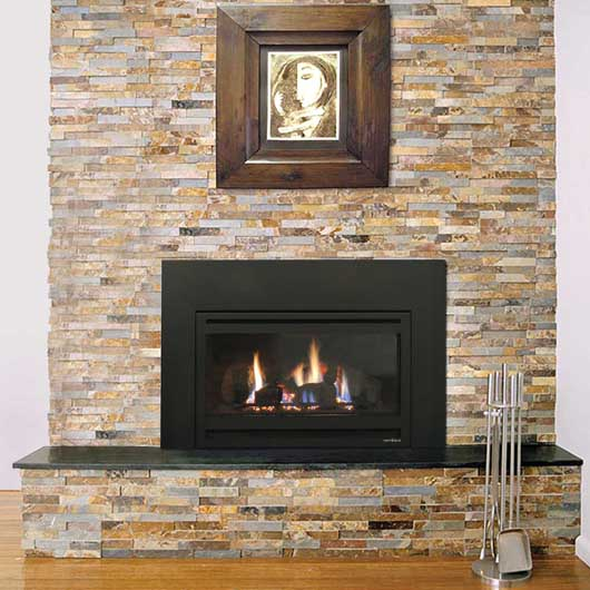 Buy a Heat  Glo Supreme I30 Gas Log Fire Fireplace in Melbourne