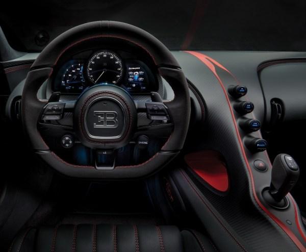 b5 - Bugatti Chiron Sport 2018
