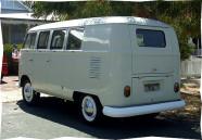 v13 - VW KOMBI, início, meio e fim