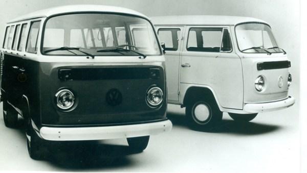 v17 - VW KOMBI, início, meio e fim