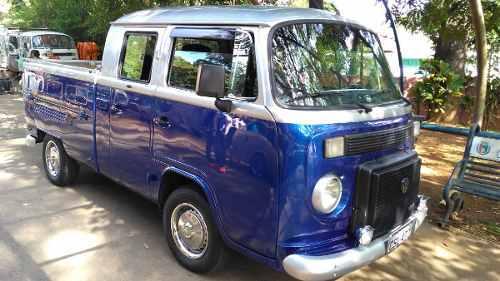 v18 - VW KOMBI, início, meio e fim