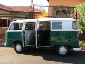 v19 - VW KOMBI, início, meio e fim