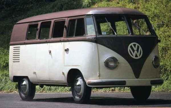 v6 - VW KOMBI, início, meio e fim