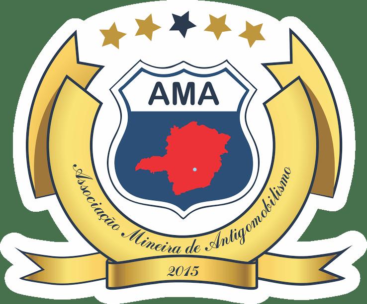 2 logo AMA - 3º Grande Encontro dos Carros Antigos do Sul de Minas