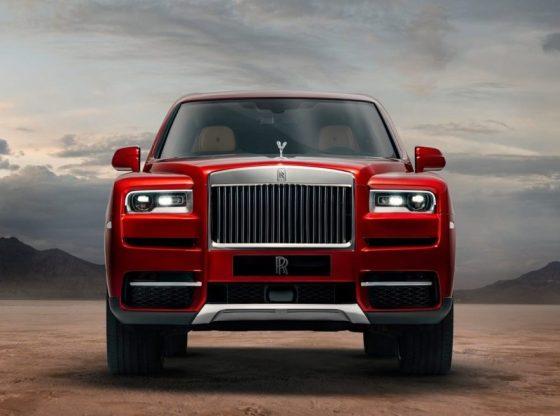 Rolls Royce Cullinan SUV 1 980x657 - CULLINAN o SUV da Rolls-Royce