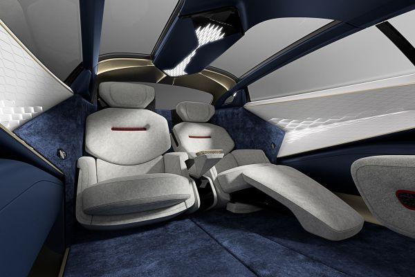 a10 - LAGONDA VISION o Concept da Aston Martin