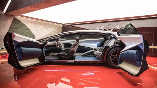 a6 - LAGONDA VISION o Concept da Aston Martin