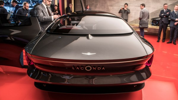 a7 - LAGONDA VISION o Concept da Aston Martin
